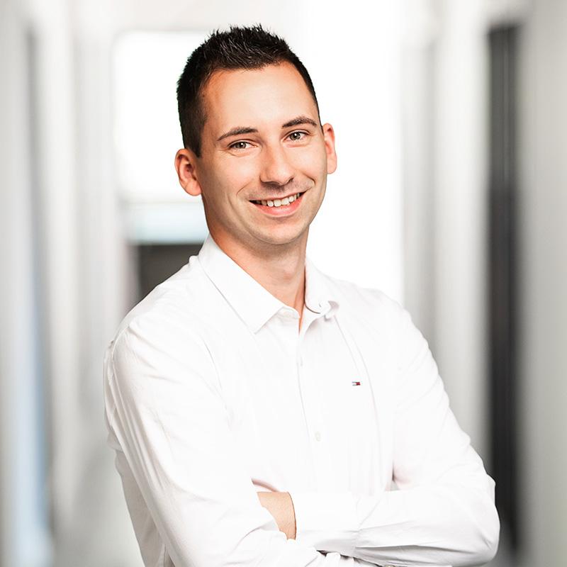 Tobias Rösen | Projektmanagement | GST mbH