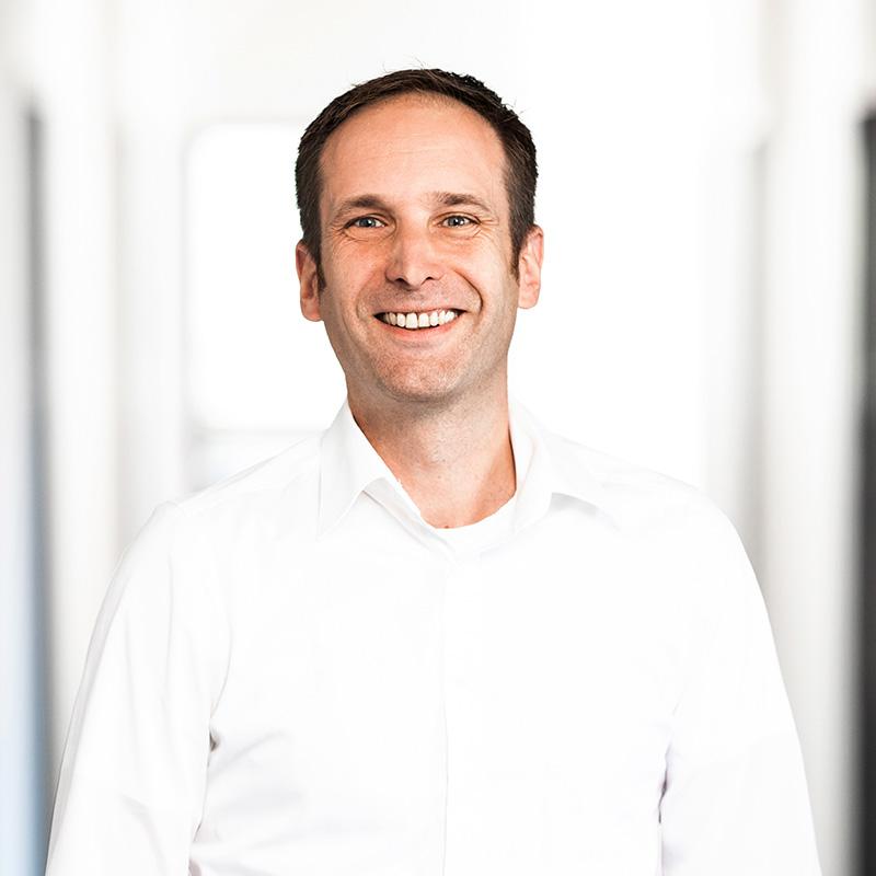 René Wünsch | Leitung Projektmanagement | GST mbH