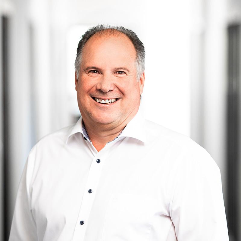 Joachim Zierden | Vertriebsaußendienst | GST mbH